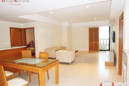 Apartment for rent in Pacific Place, Hoan Kiem district with 2 bedroom