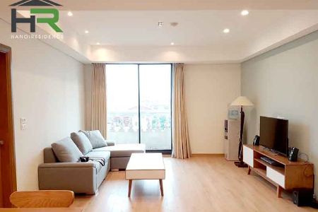 One bedroom apartment in Pacific Place Hanoi, modern furniture & bright