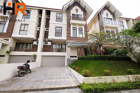 Modern Garden villa in Ciputra, 05 bedrooms for rent in Q Block