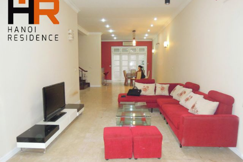 Hanoi Ciputra villa for rent in block T, good quality with 4 bedrooms