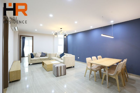 A Delightful 03 bedroom apartment for rent in Ciputra, Hanoi
