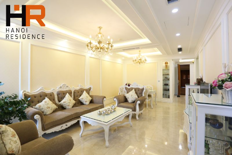 Fully furnishing apartment 03 beds in L building Ciputra, Ha Noi