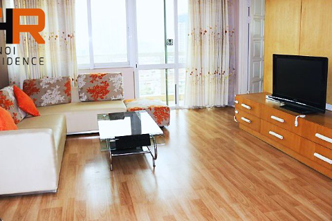 Beautiful apartment 03 beds in Ciputra with modern style & open kitchen