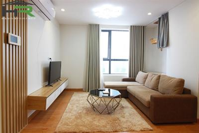 Newly furnished 02 bedroom apartment in Hong Kong Tower