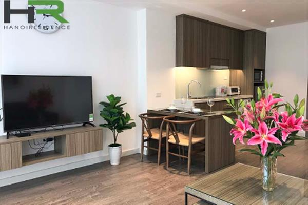 New and modern 01 bedroom apartment on Doi Can St, fully furnished
