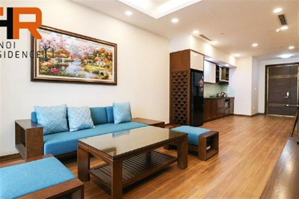 Quality 02 bedroom apartment for rent in Sun Grand City Thuy Khue, Ha Noi