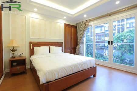 Modern 01 bedroom apartment with services in Hai Ba Trung Dist