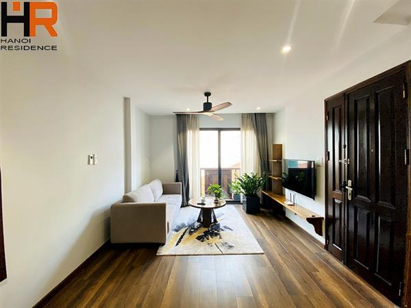 Brand new 3-Bedroom Apartment with Elegant Design for rent in Ba Dinh