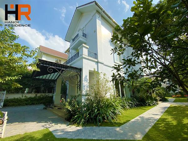 600sqm Neoclasic villa in vinhomes Riverside Long Bien 5 bedrooms and 5 bathrooms
